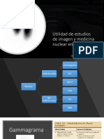 Utilidad de Estudios de Imagen y Medicina Nuclear en Tiroides
