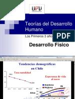 Clase Desarrollo Humano 0-3 Años