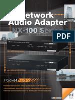 NX 100 Brochure