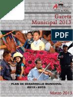 Plan de Desarrollo de Atlacomulco 2013-2015.pdf