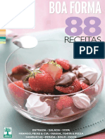 Boa Forma 88 Receitas Light