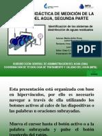 5.2.13 Identificación de Sistemas de Desinfección de Aguas Residuales
