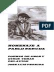 Homenaje a Pablo Neruda