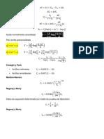 Formulas Unidad 2