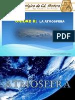 Unidad 2 La Atmosfera