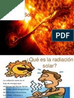 Unidad 3 Radiacion Solar