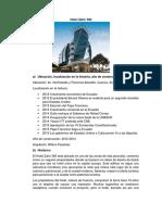 Obra Biomímesis Cuenca Ecuador