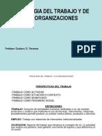 Diapos Psicologia Del Trabajo Unidad 1 y 2