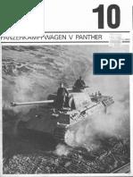 AFV Weapons Profile No. 10 - PanzerKampfWagen V Panther.pdf