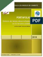 Modelo de Portafolio