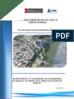 Estudio_hidrologico_maximas_avenidas_delimitacion_faja_marginal_quebradas_afluentes_rio_marino_distrito_Abancay_ANA_Apurimac.pdf