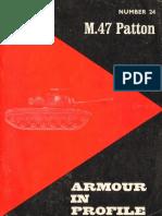 Armour in Profile No. 24 - M.47 Patton.pdf