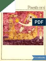 Poesia oral - Anonimo.pdf