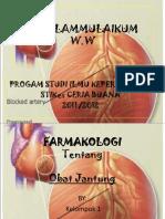 Slide Obat Jantung