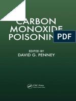 Carbon Monoxide Poisoning - D. Penney (CRC, 2008) BBS