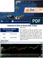 DAILY EQUITY REPORT-13 July Star India Market Research