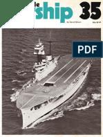 Warship Profiles No. 35 - HMS Eagle.pdf