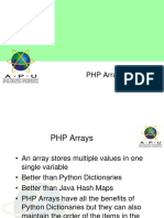 07 PHP Array