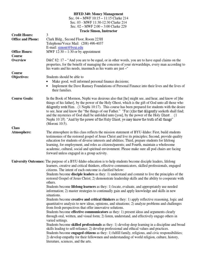 syllabus winter 17 | Critical Thinking | Leadership