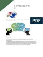 4 Objetivos Principales de La Psicología