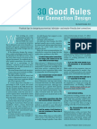 Good Rules for Connection Design_May2004[1]