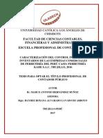 Prototipo Informe Control Interno Empresas Comerciales