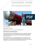 ASME Lifting Analysis of Large Pressure Vessel.pdf