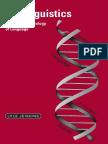 Biolinguistics Exploring the Biology of Language [2000]