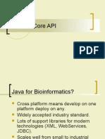 Bio Java List Hexamers