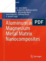 Aluminum and Magnesium Metal Matrix Nanocomposites by M Gupta