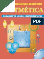 Aritmética - Manual de Preparación Pre-universitaria