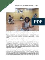 Cronica de Bocamandja en Rabat