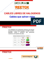 Cables Libres de Halógenos-Sigfrido Nano-Ticino