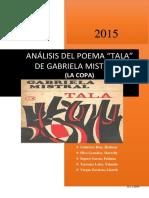 Análisis Del Poema Tala