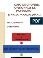 Alcohol y Conducción