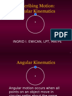 002 Angular Kinematics