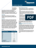 Hanson Bs en 450 Fly Ash Technical Data Sheet 1