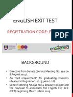 Eet699 Slides for Students