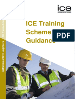 Ice Training Scheme Guidance