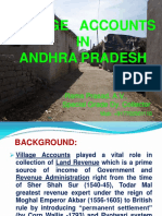 Village Accounts AP