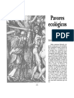 1993 - Gustavo Bueno. «Pavores Ecológicos», Abaco, 2ª Época,