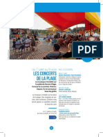 Nevers plage concerts