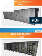 Nokia DX 200 MSCi Catalogue