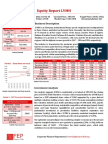 Equity Valuation Report - LVMH