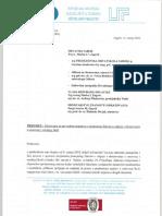 UFZG Očitovanje Na Provedenu Raspravu o Izmjenama Zakona o Odgoju i Obrazovanju u Osnovnoj i Srednjoj Školi 12.7.2018.