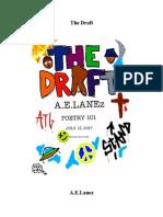 The Draft by A.E.Lanez