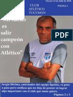 Revista Atlético Tucumán
