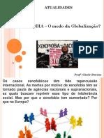 17ª Aula- Xenofobia