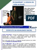 13ª Aula - Cotas Raciais.ppt