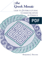 Benjamin J. Broome-Exploring the Greek Mosaic_ A Guide to Intercultural Communication in Greece (The Interact Series) (1996).pdf